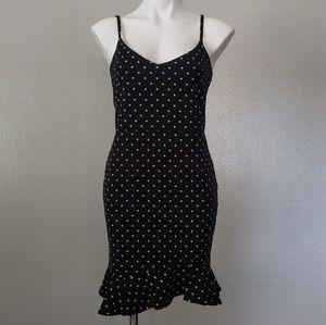 Boohoo Polkadot Mini Dress